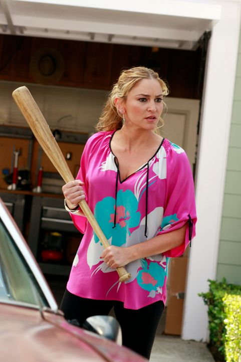 Droht Susan sie umzubringen, wenn sie ihren Sohn nicht sofort in Ruhe lässt: Angie (Drea de Matteo) ... - Bildquelle: ABC Studios