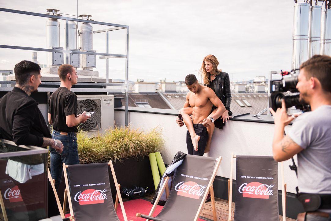 Coca-Cola-Challenge Janaklar_c_Joerg Klickermann (17) - Bildquelle: Joerg Klickermann