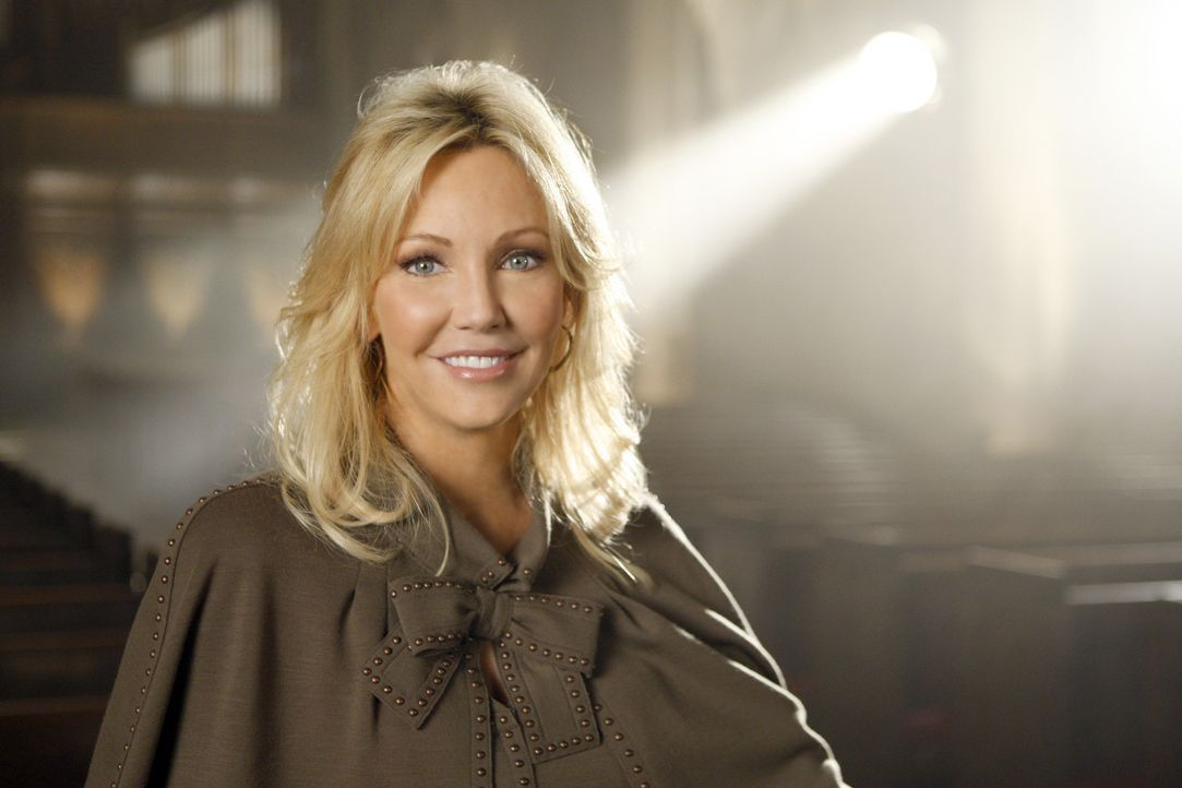 Amanda Woodward (Heather Locklear) sucht ein Gemälde ... - Bildquelle: 2009 The CW Network, LLC. All rights reserved.