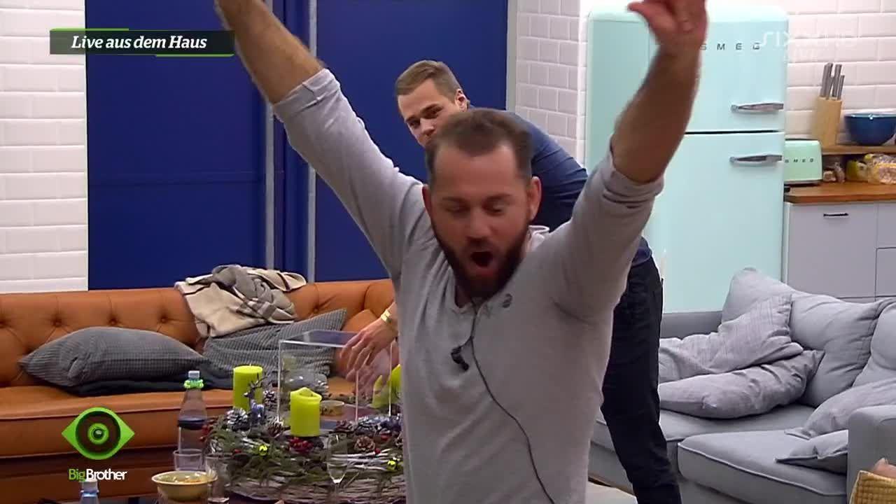 Thomas steht jetzt im Finale