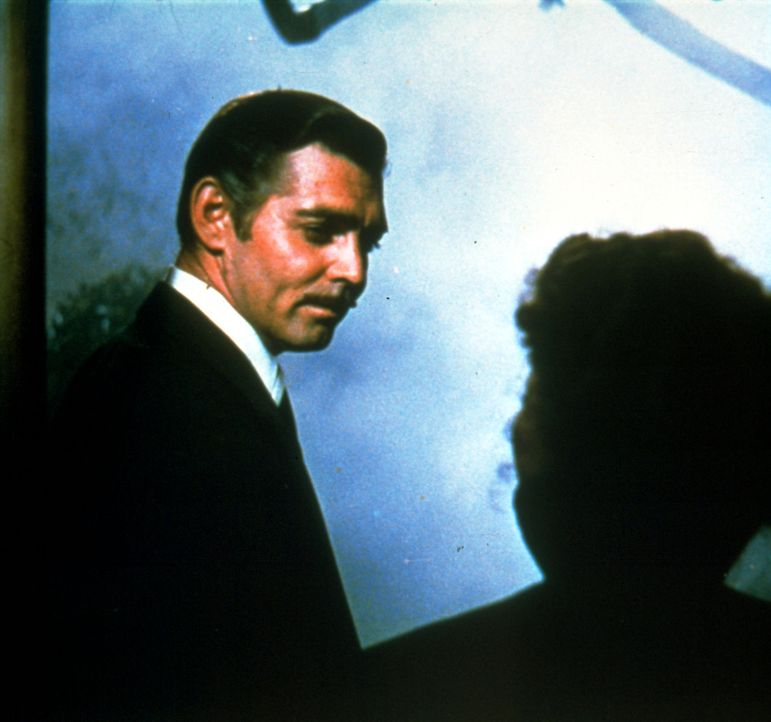 Jahrelang umwirbt der attraktive, zynische Abenteurer Rhett Butler (Clark Gable) die eigensinnige Südstaaten-Schönheit Scarlett. Als er glaubt, endl... - Bildquelle: Metro-Goldwyn-Mayer (MGM)