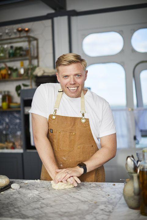 Rob Beckett - Bildquelle: Steve Ryan 2019 Jamie Oliver Enterprises Ltd. / Steve Ryan