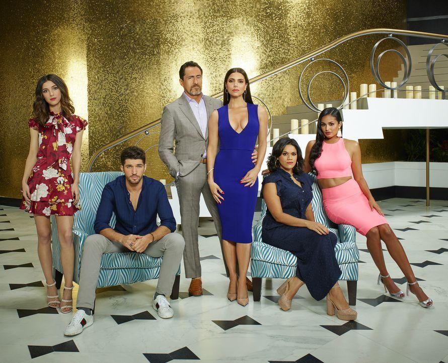 (1. Staffel) - Grand Hotel - Bildquelle: Ed Herrera 2018 American Broadcasting Companies, Inc. All rights reserved. / Ed Herrera