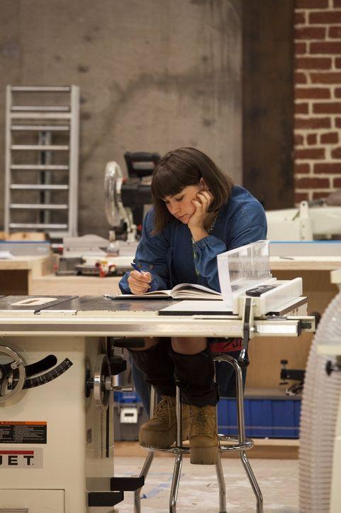 Ihre Kreativität kennt keine Grenzen: Katie ... - Bildquelle: 2015 Warner Bros.