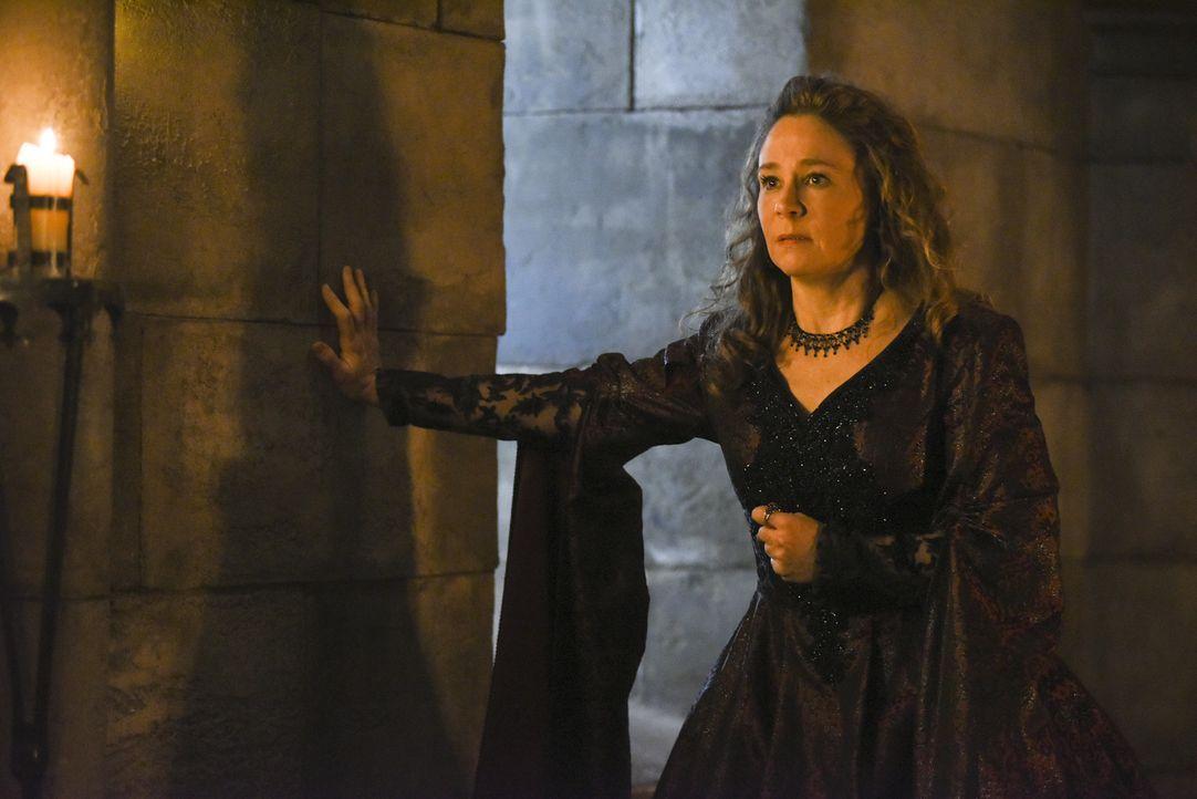 Catherine de Medici (Megan Follows) steht vor einer lebenswichtigen Entscheidung ... - Bildquelle: John Medland John Medland/The CW -   2017 The CW Network, LLC. All Rights Reserved.