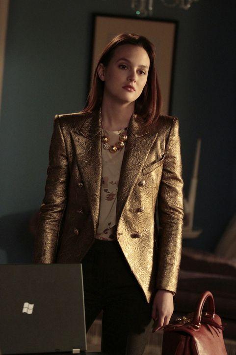 Lockt Serena auf Chucks Valentinstags-Party in einen Hinterhalt: Blair (Leighton Meester) ... - Bildquelle: Warner Bros. Television