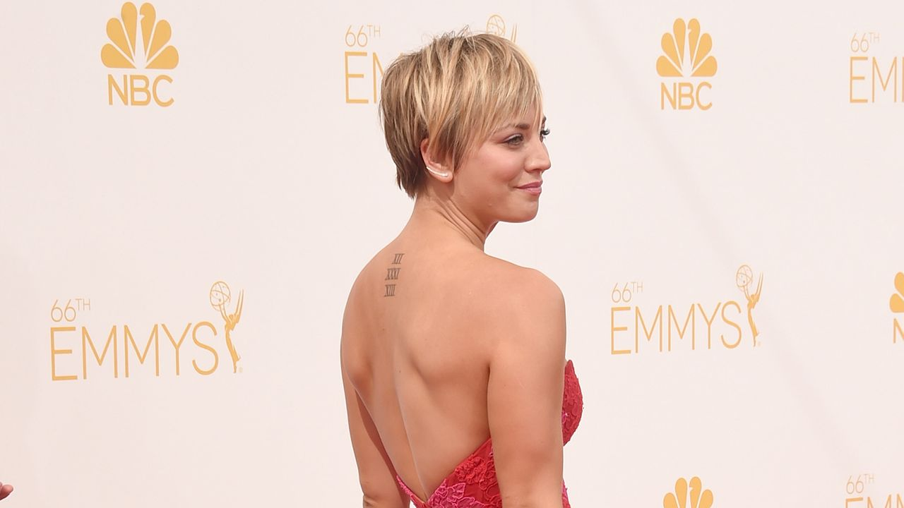 kaley-cuoco-2014-afp - Bildquelle: Jason Merritt / GETTY IMAGES NORTH AMERICA / AFP