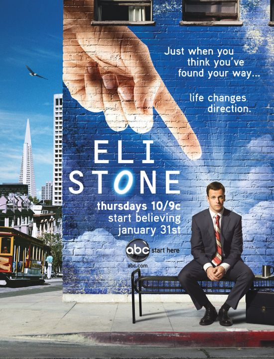(1. Staffel) - Ein Anwalt, der unter mysteriösen Halluzinationen leidet und dann glaubt, dass es einen tieferen Sinn im Leben zu finden gibt: Eli St... - Bildquelle: Disney - ABC International Television