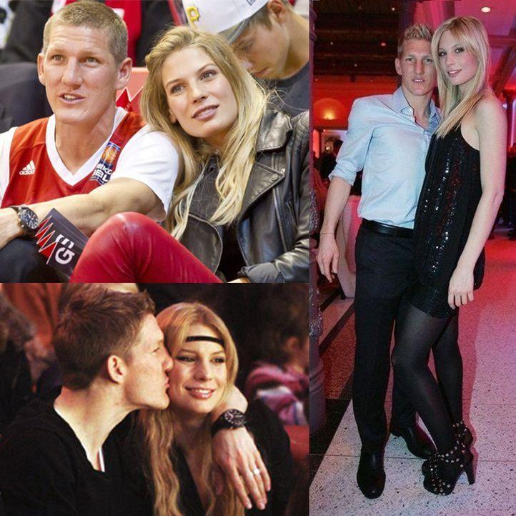 Spielerfrauen WM 2014: Sarah Brandner - Bildquelle: Facebook/Bastian & Sarah