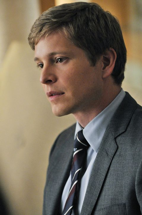 Macht sich Sorgen um seinen Job: Cary Agos (Matt Czuchry) ... - Bildquelle: CBS Studios Inc. All Rights Reserved.