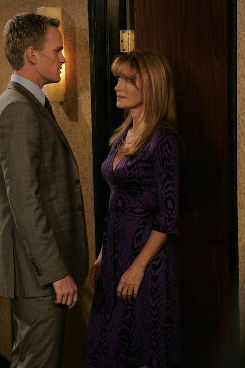 Ist Barney (Neil Patrick Harris, l.) der Stärke und Wildheit der Professorin (Jane Seymour, r.) gewachsen? - Bildquelle: 20th Century Fox International Television