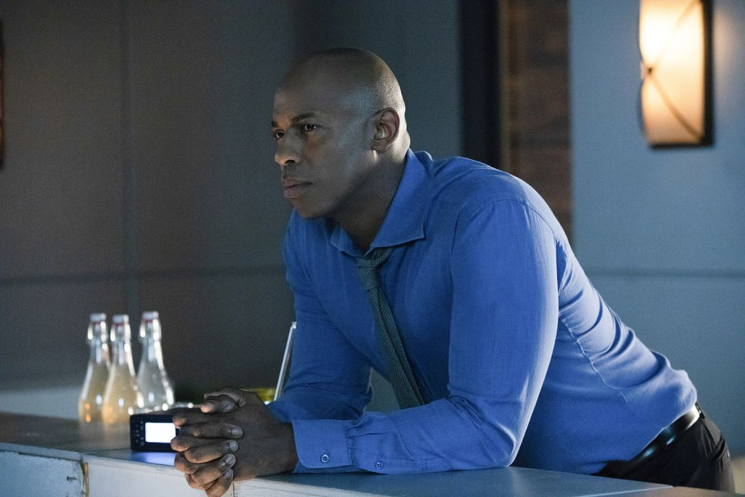 James (Mehcad Brooks) - Bildquelle: Jack Rowand 2018 The CW Network, LLC. All Rights Reserved.