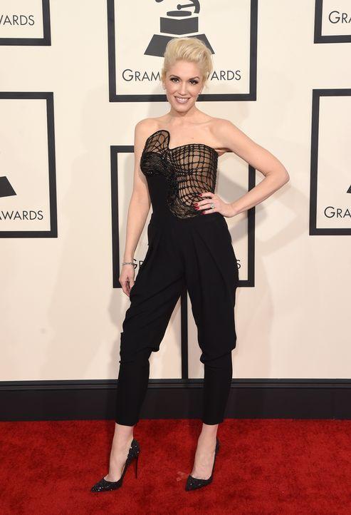 Gwen Stefani  - Bildquelle: JASON MERRITT AFP