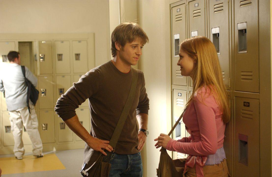 Stehen vor einer schwierigen Entscheidung: Ryan (Benjamin McKenzie, l.) und Lindsay (Shannon Lucio, r.) ... - Bildquelle: Warner Bros. Television