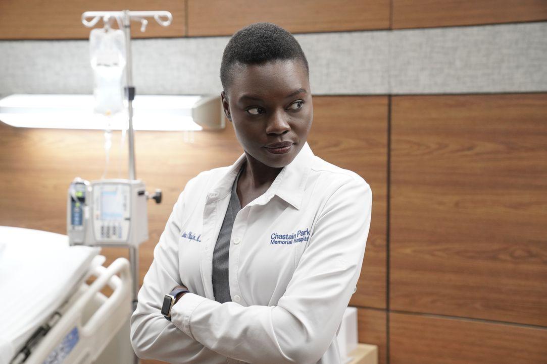Dr. Mina Okafor (Shaunette Renée Wilson) - Bildquelle: Jace Downs 2018-2019 Twentieth Century Fox Film Corporation.  All rights reserved. / Jace Downs