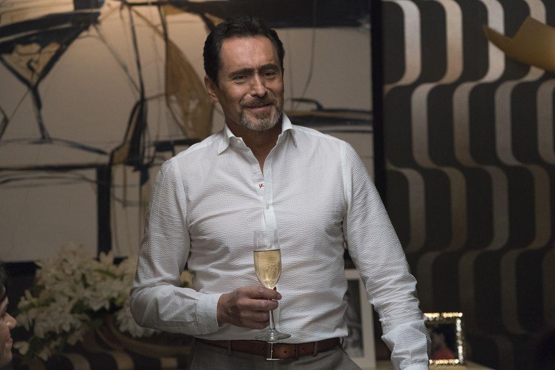 Santiago Mendoza (Demián Bichir) - Bildquelle: Byron Cohen 2018 American Broadcasting Companies, Inc. All rights reserved. / Byron Cohen