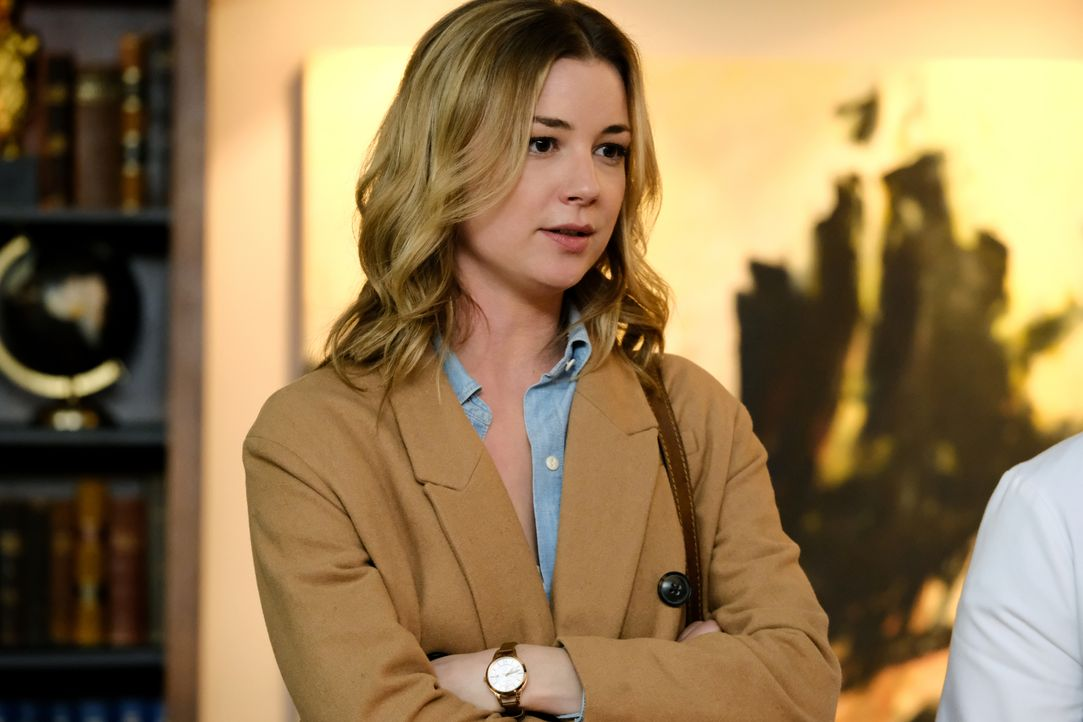 Wird Nic (Emily VanCamp) mit ihren Beschuldigungen Recht behalten? - Bildquelle: 2018 Fox and its related entities. All rights reserved.