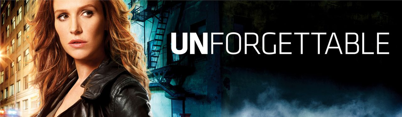 (1. Staffel) - Unforgettable - Artwork - Bildquelle: 2011 CBS Broadcasting Inc. All Rights Reserved.