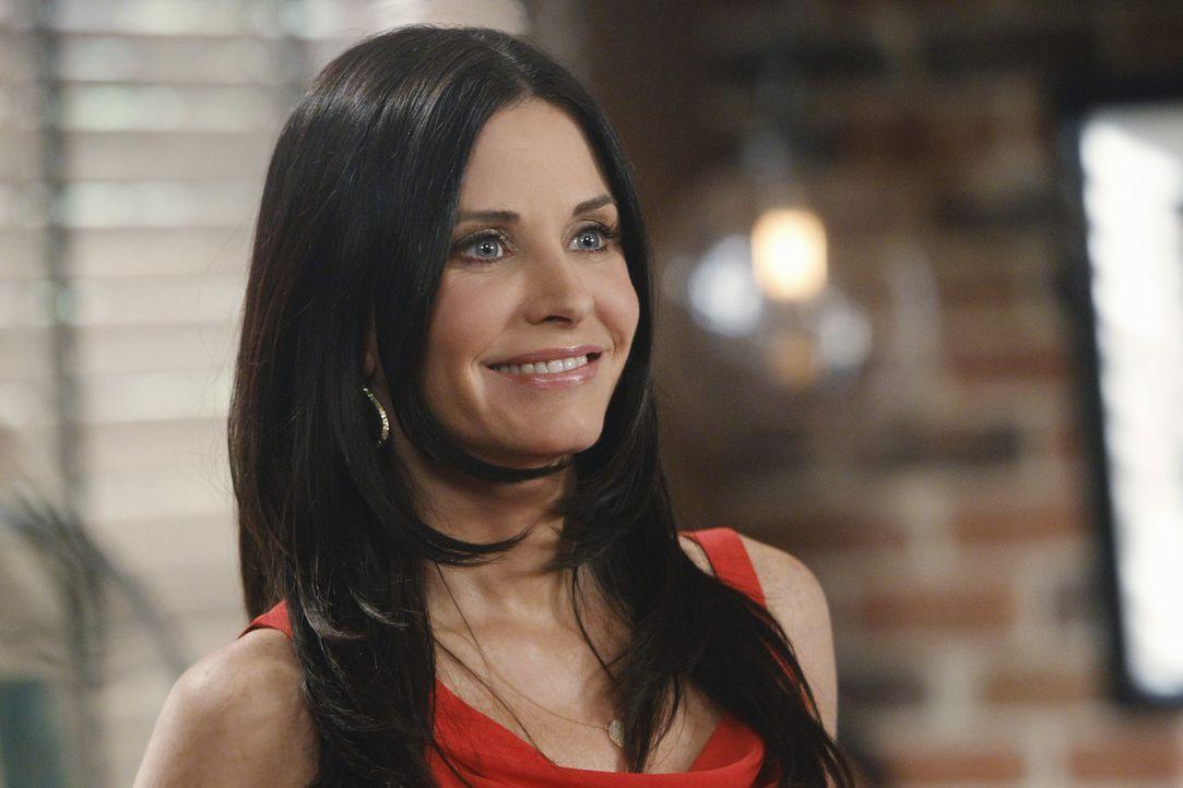 Erhofft sich für den Valentinstag, dass Grayson ihr endlich seine Gefühle zeigt: Jules (Courteney Cox) ... - Bildquelle: 2010 ABC INC.