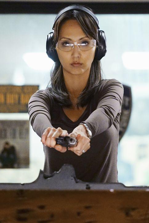 Eiskalt und berechnend: Dennoch hat Zhang (Linda Park) ein Geheimnis ... - Bildquelle: Richard Cartwright ABC Studios / Richard Cartwright