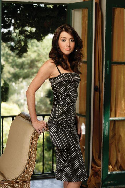 (2. Staffel) - Wie es früher war: Was hat Lily (Alyson Hannigan) gedacht, wie hat sie gelebt, was war ihr wichtig ... - Bildquelle: 20th Century Fox International Television