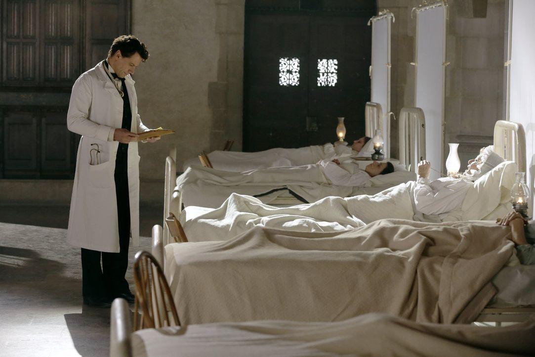 Muss sich erst an seine Unsterblichkeit gewöhnen: Henry (Ioan Gruffudd) ... - Bildquelle: Warner Bros. Television