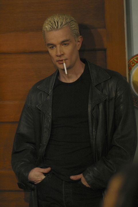 Ein überaus cooler Vampir, den so schnell nichts erschüttern kann: Spike (James Marsters) ... - Bildquelle: TM +   Twentieth Century Fox Film Corporation. All Rights Reserved.