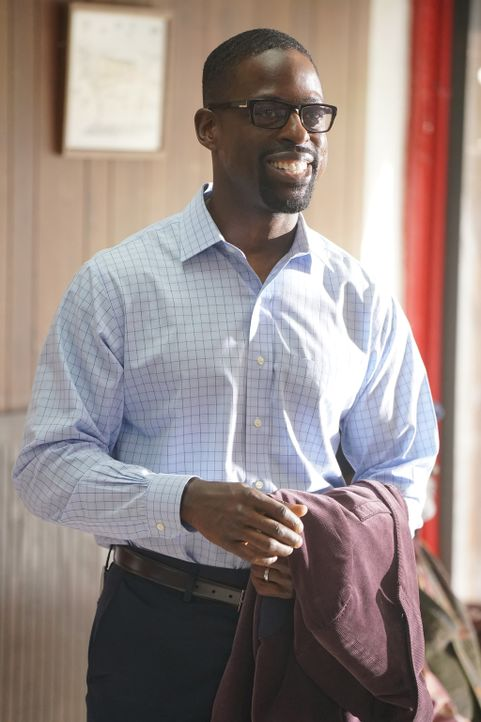 Randall Pearson (Sterling K. Brown) - Bildquelle: Paul Drinkwater 2018-2019 NBCUniversal Media, LLC.  All rights reserved./Paul Drinkwater