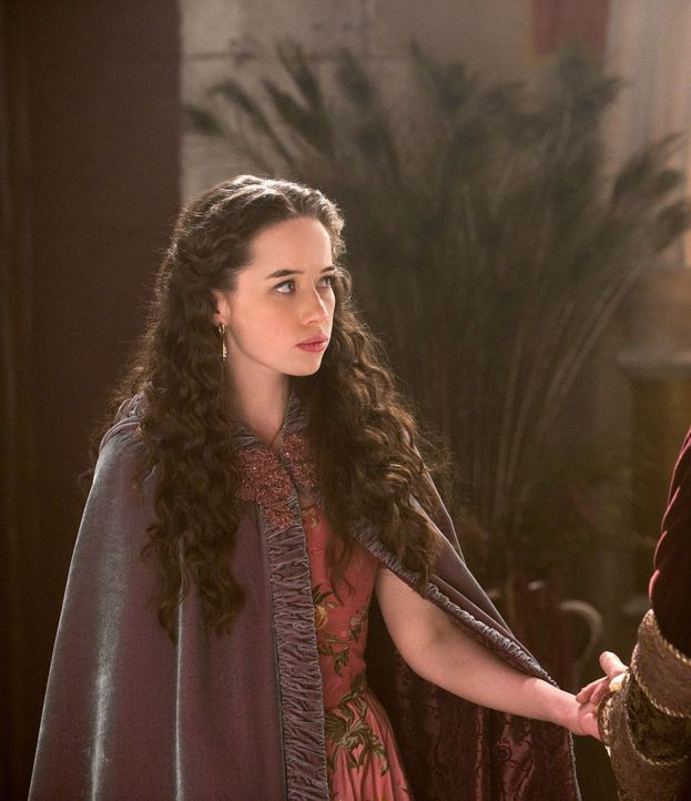 Lola in Reign - Bildquelle: 2013 The CW Network, LLC. All rights reserved.
