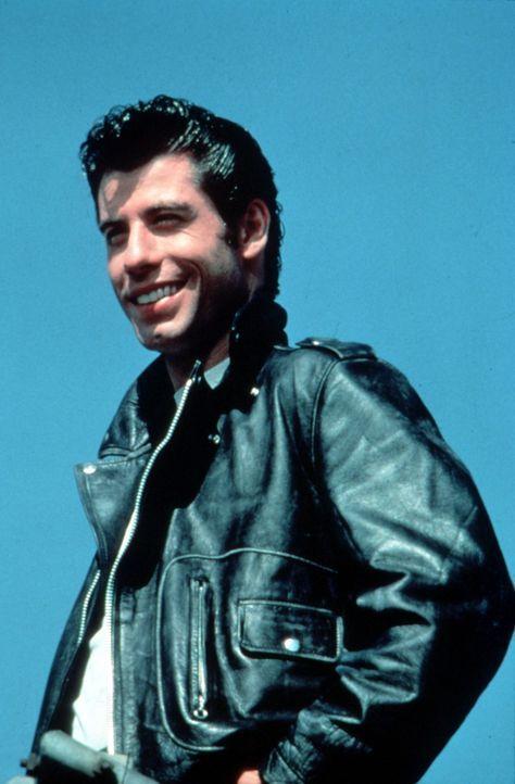 Er geht nicht zum Friseur, sondern zum Ölwechsel - kein Mann trägt mehr Schmiere im Haar als Danny (John Travolta) ... - Bildquelle: Paramount Pictures