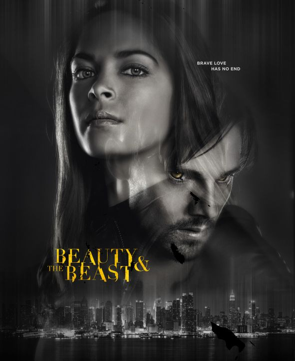 (4. Staffel) - BEAUTY AND THE BEAST - Plakatmotiv - Bildquelle: 2016 The CW Network. All Rights Reserved.