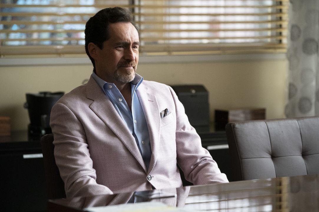 Santiago Mendoza (Demián Bichir) - Bildquelle: Eric McCandless 2019 American Broadcasting Companies, Inc. All rights reserved. / Eric McCandless