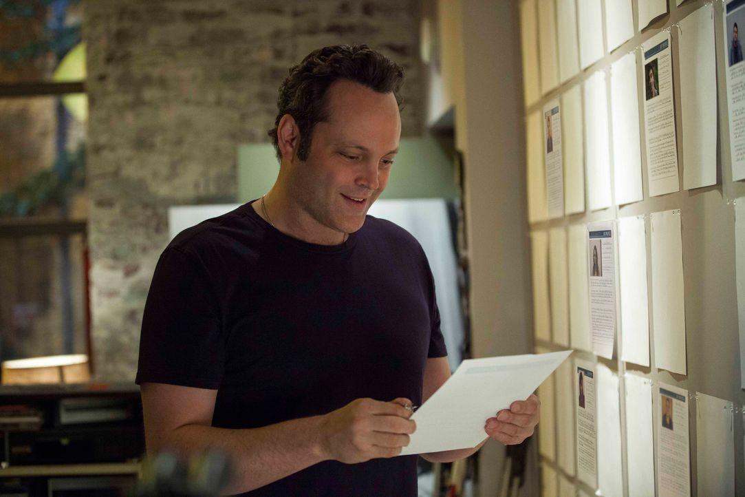 Ein überraschender Besuch verändert Davids (Vince Vaughn) Leben von Grund auf. Er soll Vater von sage und schreibe 533 Kindern sein, die nun die Off... - Bildquelle: DreamWorks II Distribution Co., LLC. All Rights Reserved.