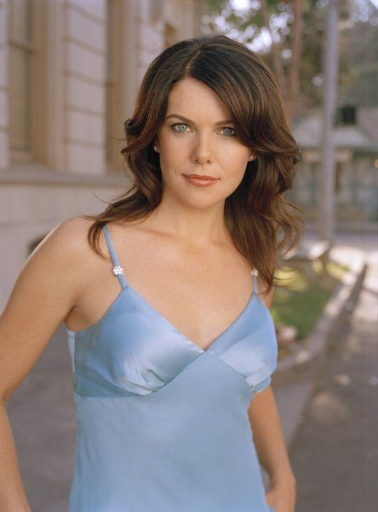 (5. Staffel) - Ein Auf und Ab der Gefühle begleitet Lorelai (Lauren Graham) stets durch ihr Leben ... - Bildquelle: 2004 Warner Bros.