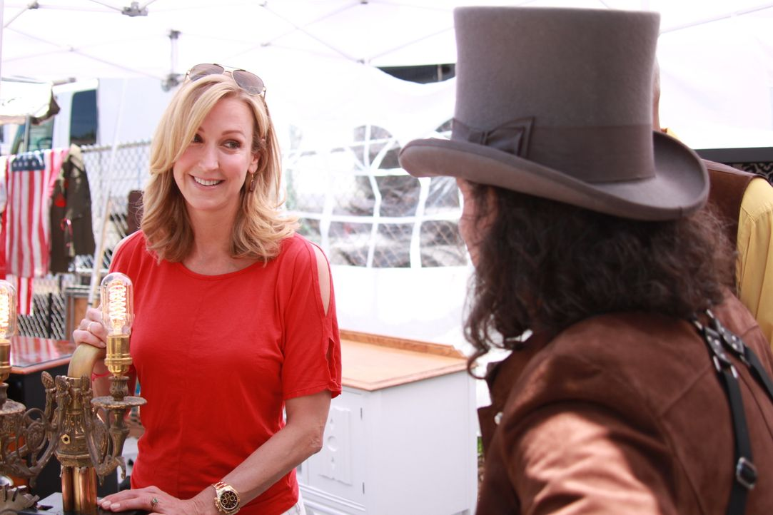 Lara Spencer - Bildquelle: 2015, Great American Country/Scripps Networks, LLC. All Rights Reserved.