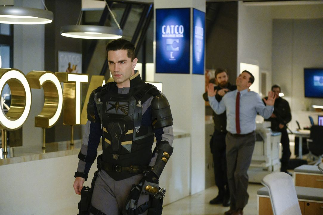 Ben (Sam Witwer) - Bildquelle: Diyah Pera 2018 The CW Network, LLC. All Rights Reserved.
