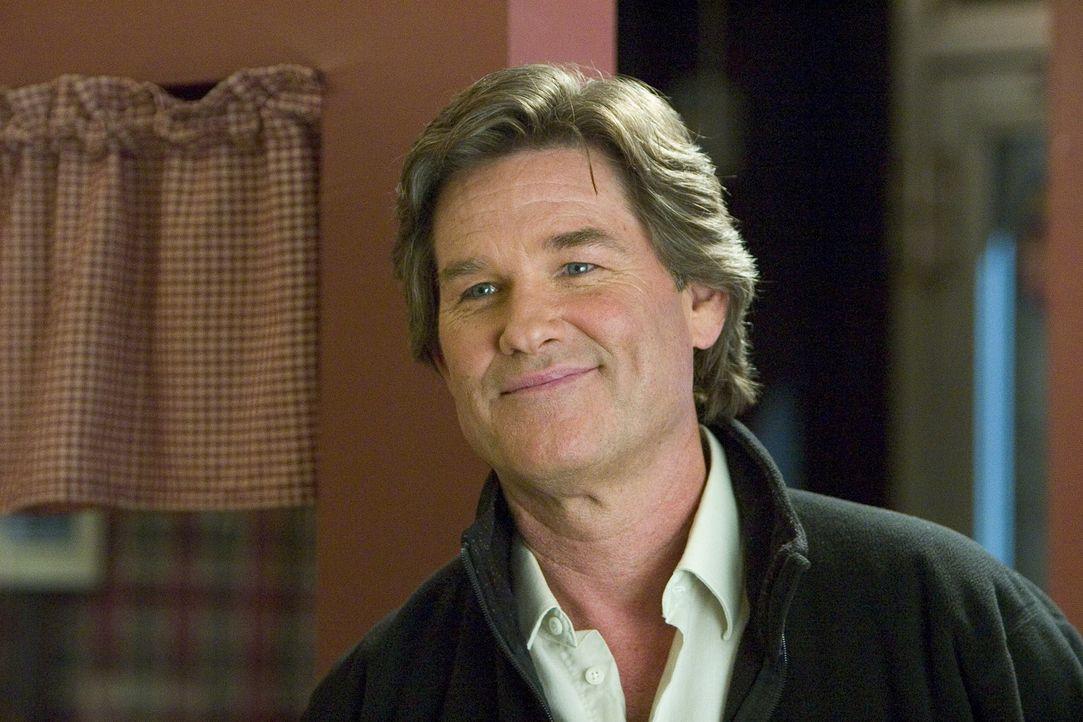 Ben (Kurt Russel) ist glücklich mit seinem Leben. Er lebt als Pferdetrainer mit seiner Frau Lily und seiner Tochter Cale auf dem Hof eines Ranchers. - Bildquelle: Epsilon Motion Pictures