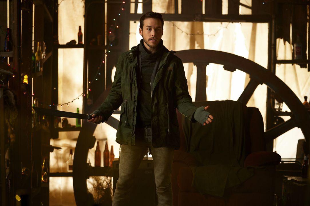 Kai Parker (Chris Wood) - Bildquelle: 2020 Warner Bros Entertainment Inc. All rights reserved.