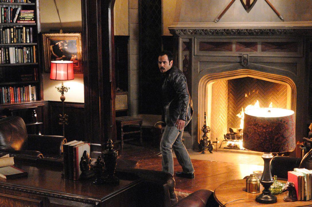 Auch nach so vielen Jahren kann Frederick (Stephen Martines) nicht auf seine Rache an den Salvatore-Brüdern verzichten. - Bildquelle: Warner Bros. Television