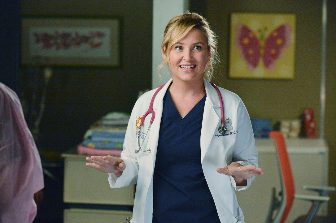 Arizona (Jessica Capshaw) betrügt ihre Freundin. Nachdem sie von dieser zur Rede gestellt wird, droht der Streit aus den Fugen zu geraten ... - Bildquelle: ABC Studios