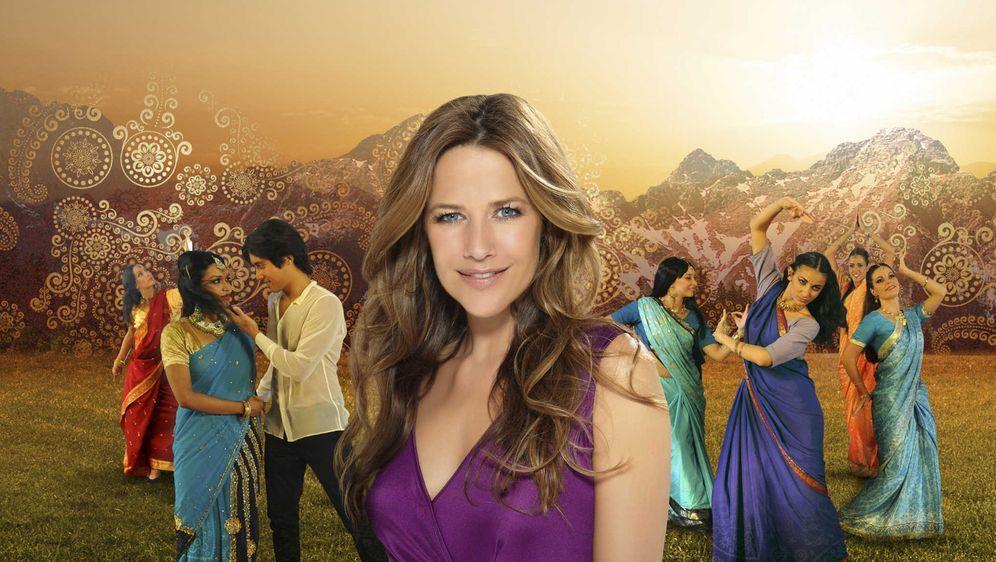 Bollywood lässt Alpen glühen - Bildquelle: SAT. 1