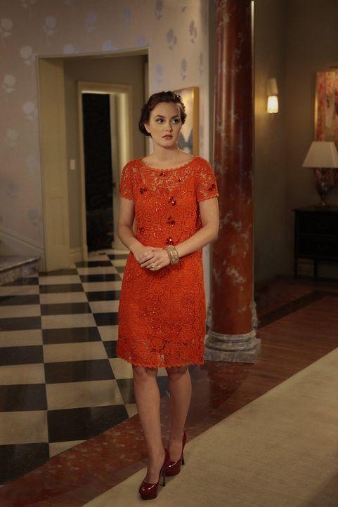Chuck entschuldigt sich bei Ihr für alles, was er ihr in der Vergangenheit angetan hat: Blair (Leighton Meester) ... - Bildquelle: Warner Bros. Television
