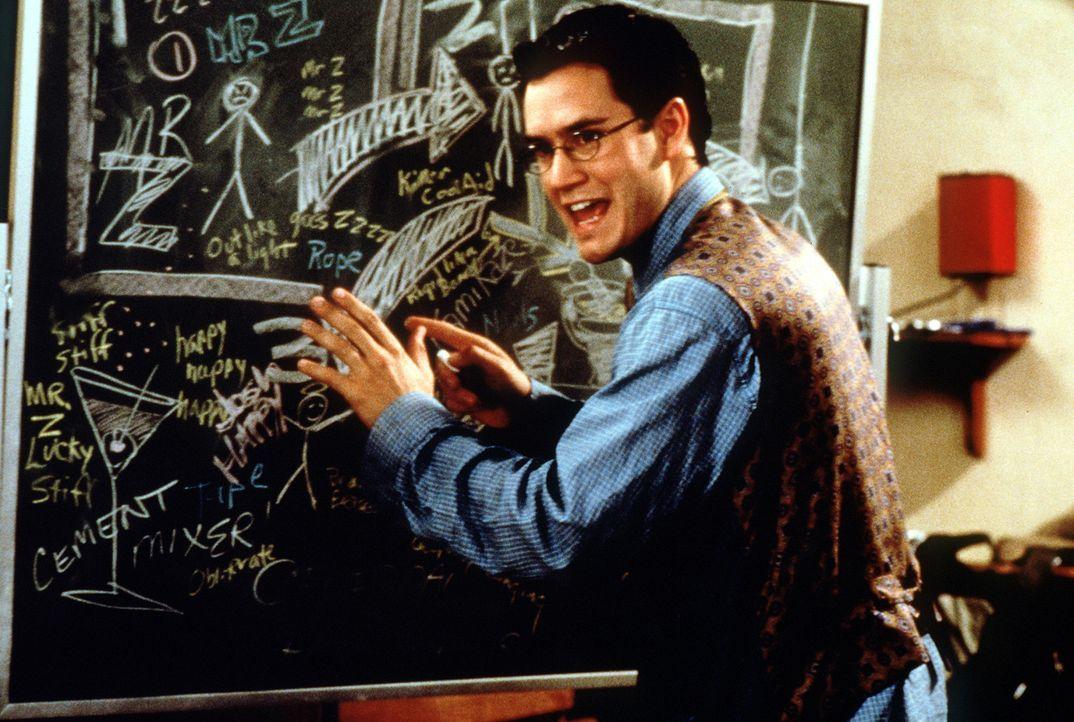 Cooper (Mark-Paul Gosselaar) hat einen Plan: Er und sein Zimmergenosse treiben einen Mitschüler in den Selbstmord, daraufhin lässt die Schulleitun... - Bildquelle: Paramount Pictures
