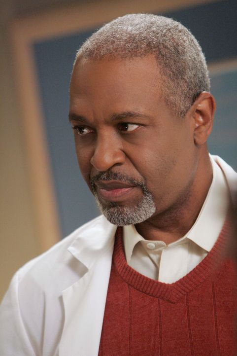 Webber (James Pickens Jr.) ist begeistert über die Publicity die der Fall von den Siamesischen Zwillingen, Pete und Jack bringen wird ... - Bildquelle: Touchstone Television