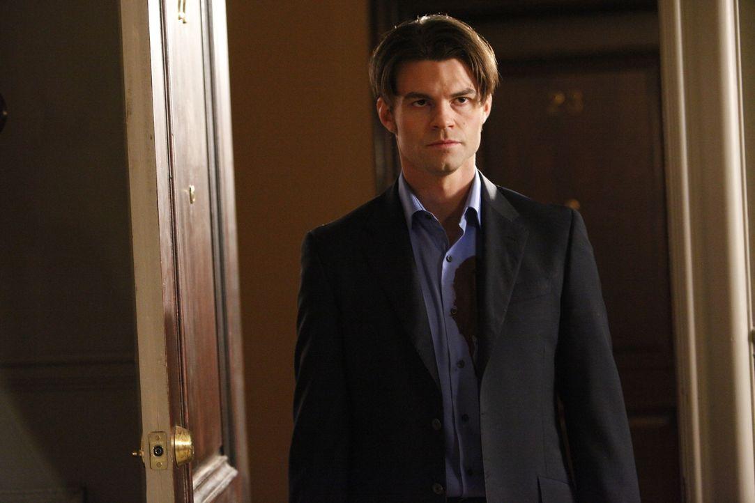 Nach dem missglückten Tötungsversuch von Alaric, macht sich Elijah (Daniel Gillies) auf den Weg zum Ferienhaus der Gilberts, um Elena zu finden... - Bildquelle: Warner Brothers