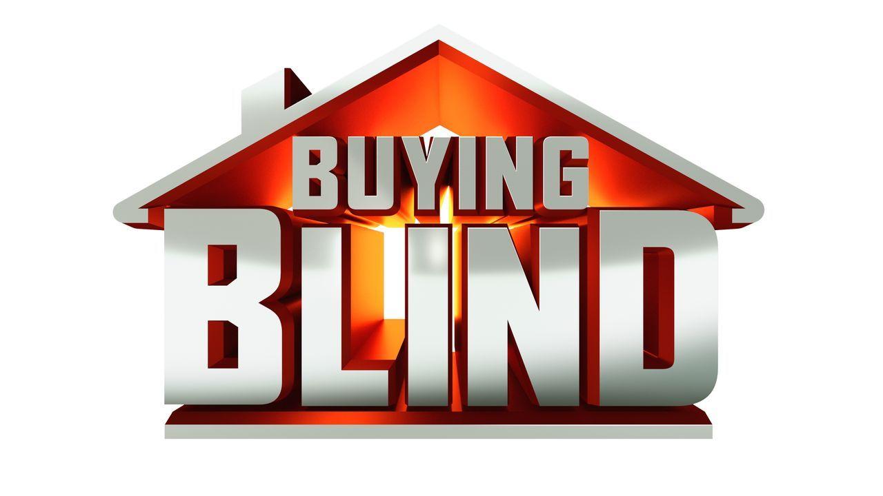 (1. Staffel) - Buying Blind - Das Hauskauf-Experiment - Logo - Bildquelle: Licensed by Red Arrow International GmbH (ehem. SevenOne International)