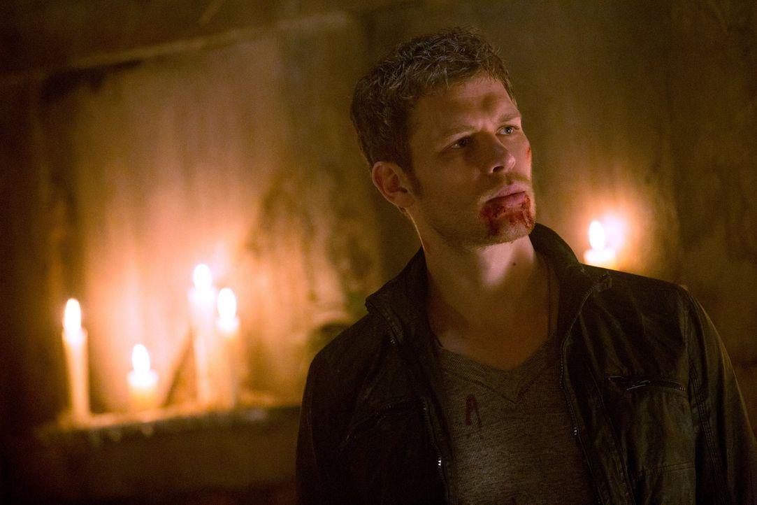Klaus (Joseph Morgan) trifft eine herzzerreißende Entscheidung, um die zu retten, die ihm besonders viel bedeuten ... - Bildquelle: Warner Bros. Television