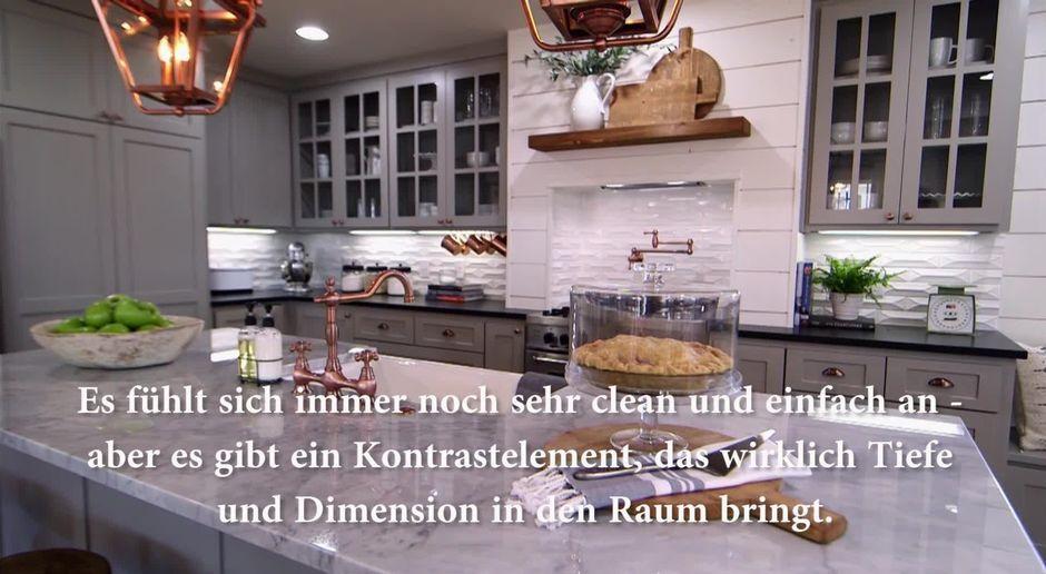 Fixer Upper - Umbauen, einrichten, einziehen! - Video - Küche ...