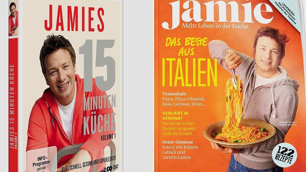 Jamie Oliver: 15 Minuten Menüs Gewinnspiel