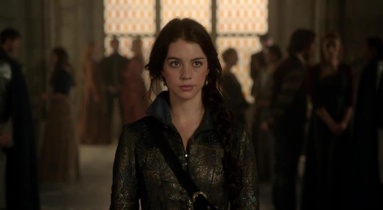 Mary gibt nicht nach - Bildquelle: 2013 The CW Network, LLC. All Rights Reserved.